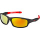 UVEX sportstyle 507 Kids Glasses black mat red